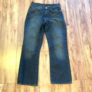 Lucky brand Dungaree jeans men's size 30